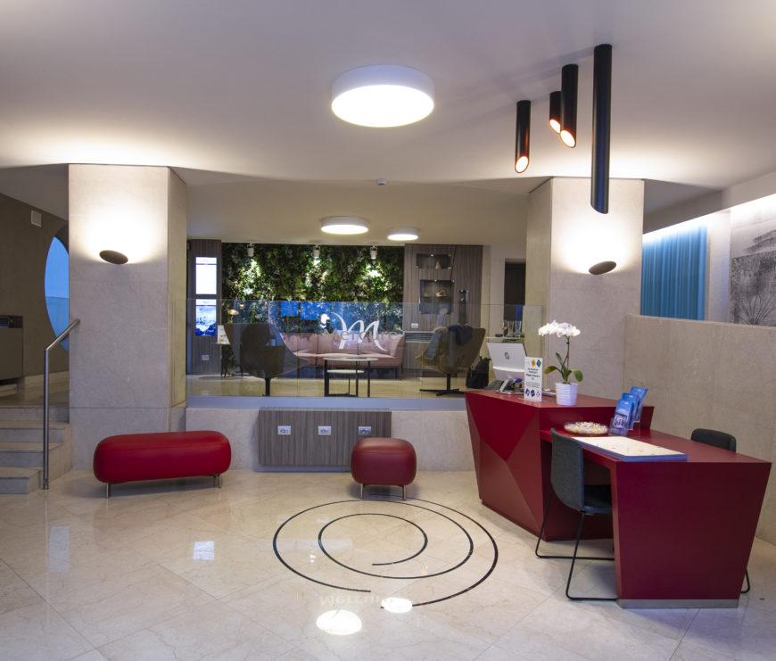 HOTEL MERCURE DELTA COLOSSEO - ROMA